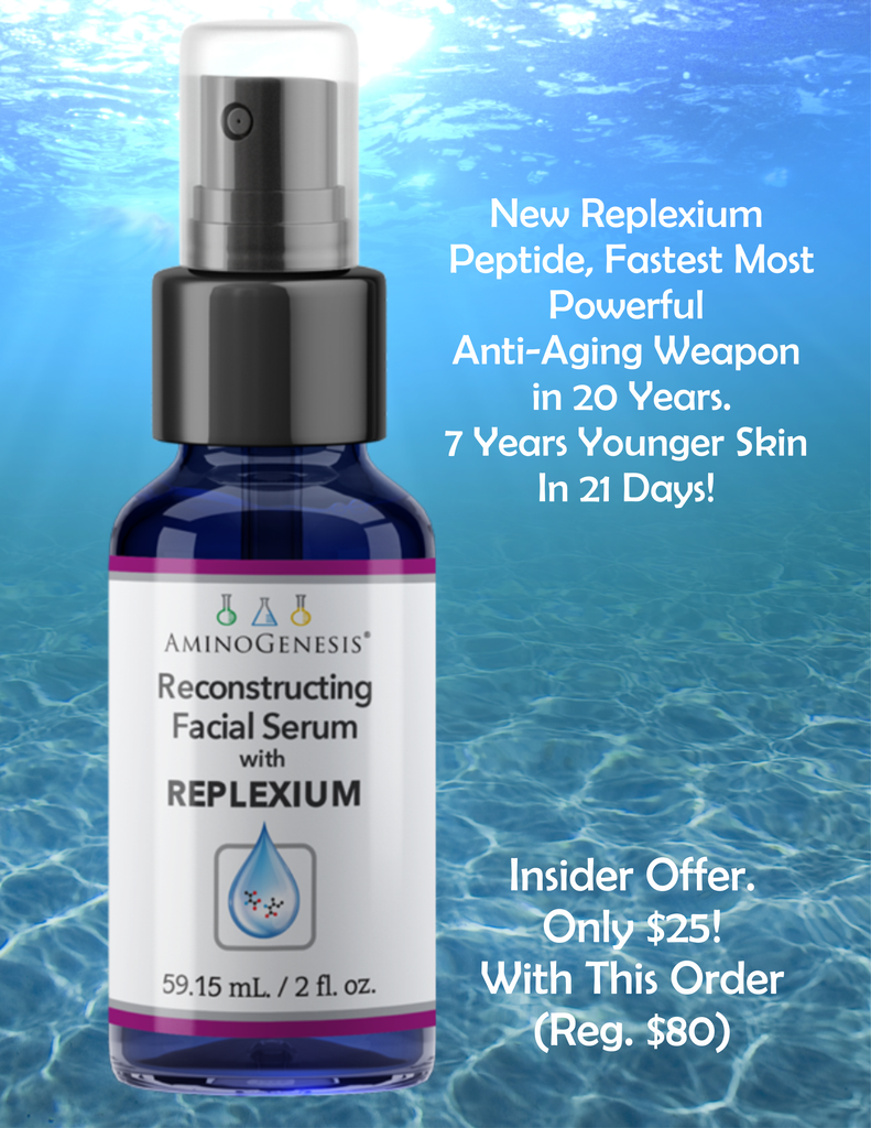 Reconstructing Serum With Replexium