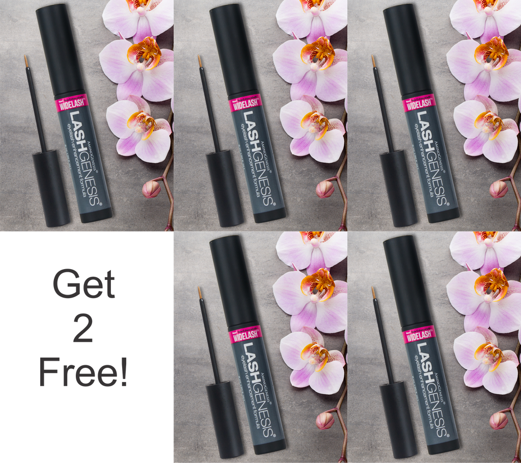LashGenesis with Widelash 6 ml Buy 3 Get 2 Free
