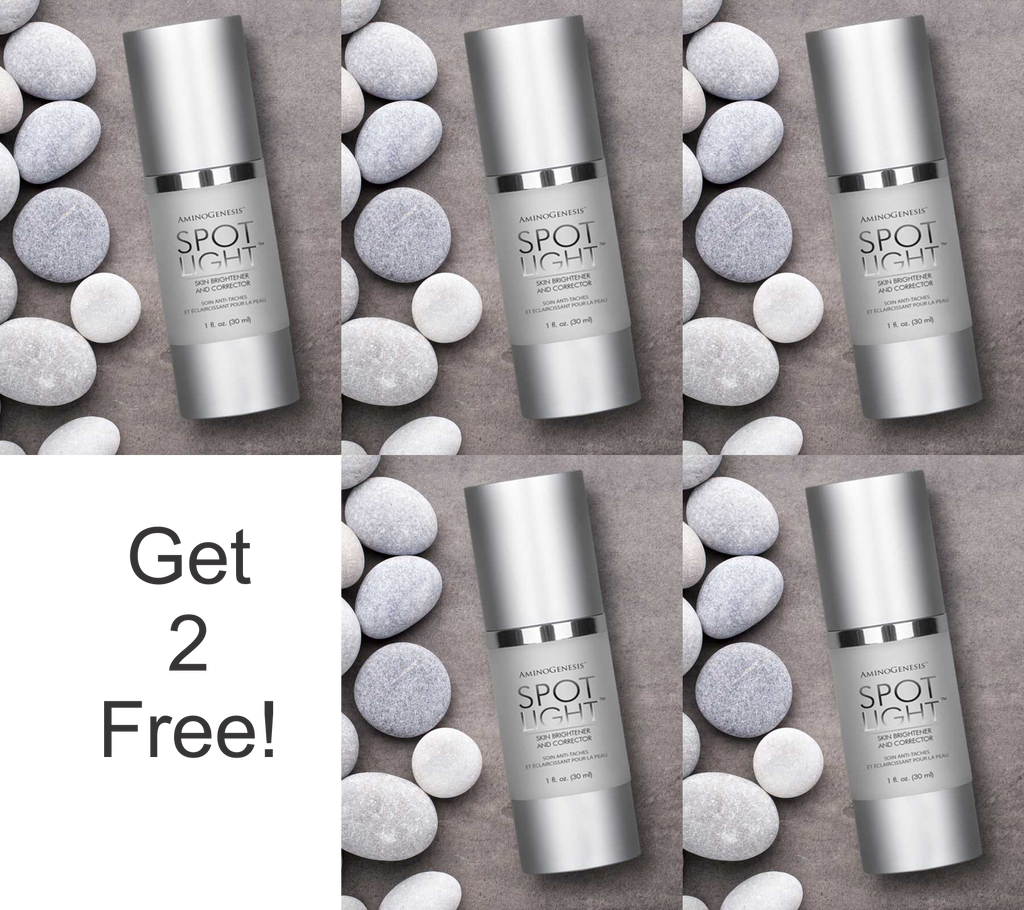 SpotLight Dark Spot Serum 1 oz Buy 3 Get 2 Free