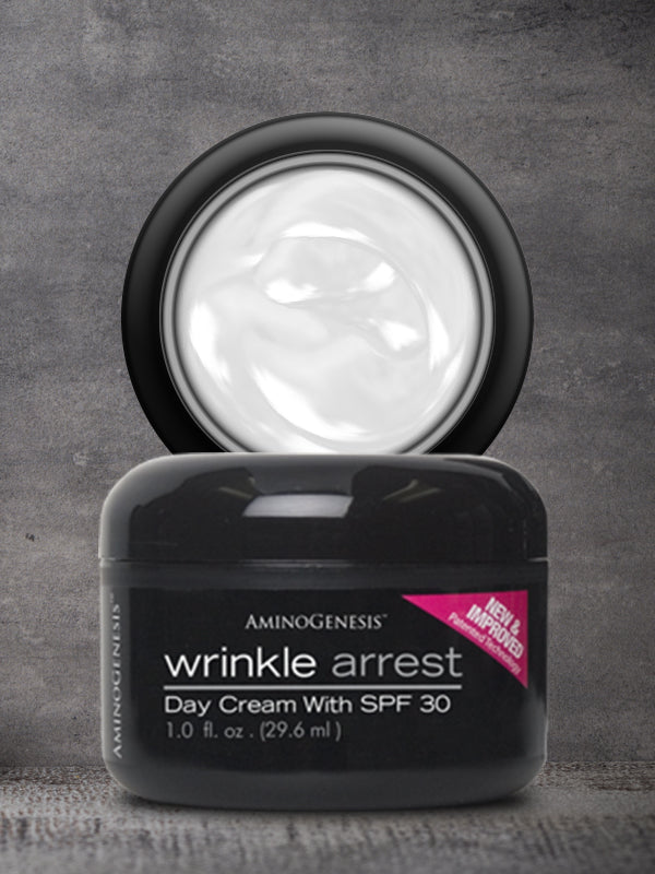 Wrinkle Arrest Day Cream SPF 30 1 oz
