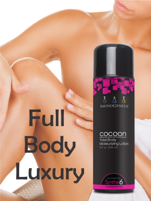 Cocoon: Moisturizing, Healing, Restoring Lotion 8 oz