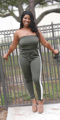 Mia Tube Jumpsuit