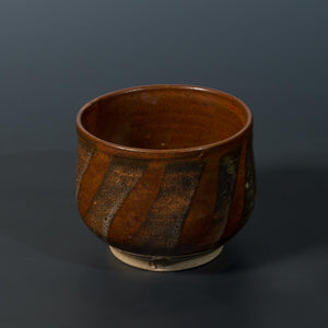 7cm - Red Iron Glazed Bowl - Atelier de Corium