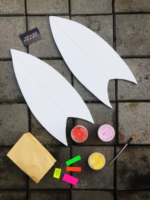 DIY Surfboard - Average Activity Pack