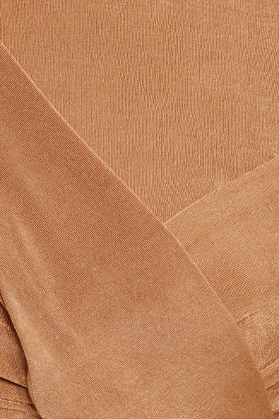 Significant Other Sand Brown Stretch Fabric