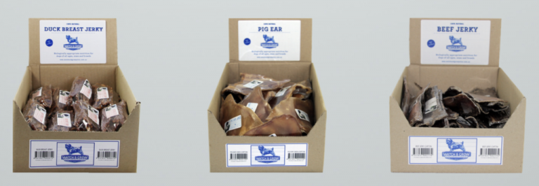 Dehydrated Natural Dog Treat Products