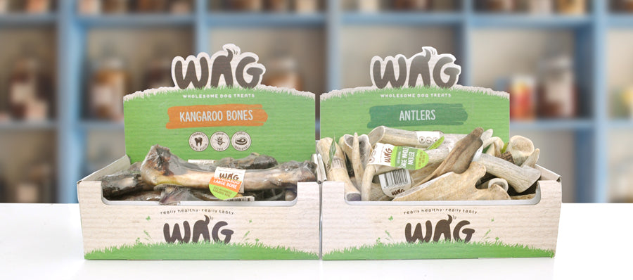 WAG Wholesale Display Boxes