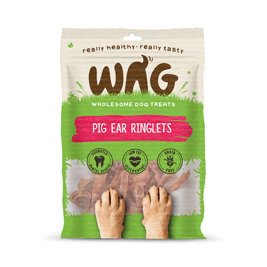 WAG Pig Ear Ringlets Pack