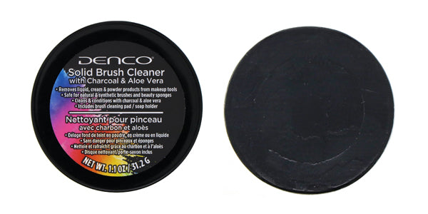 Best brush cleansers, Denco solid