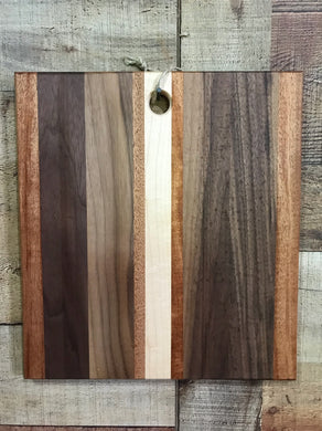 Miriam - Mahogany, Walnut & Maple