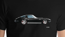 Load image into Gallery viewer, 63 Corvette C2 Black Fastback