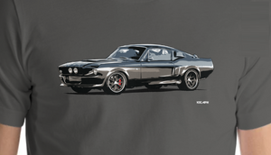 "67 Ford Mustang Shelby GT500 - ""Eleanor"""