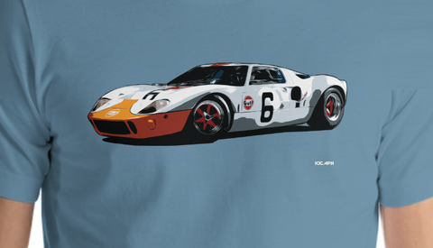Fort GT40 Lemans