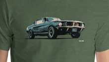 Load image into Gallery viewer, 68 Ford Mustang Fastback Bullitt