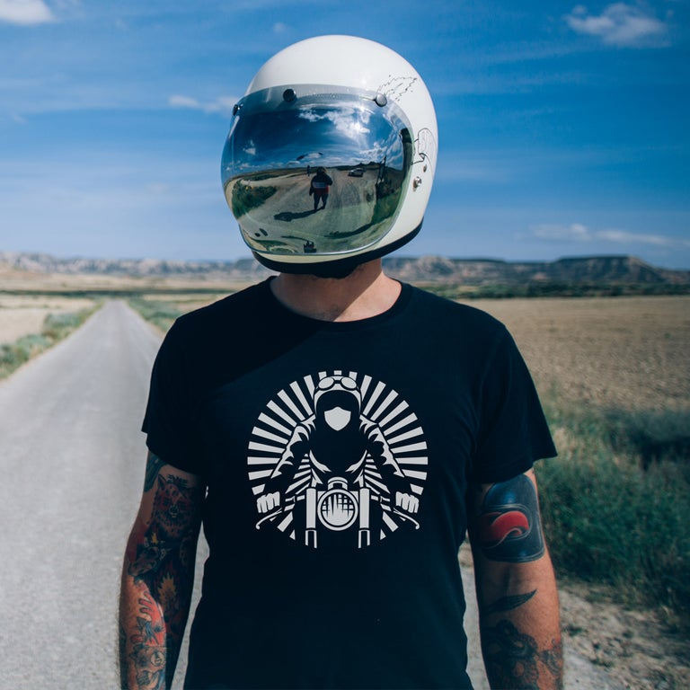Night Rider Tee - 100 Miles Per Hour