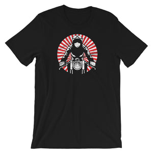 The Rider Tee - 100 Miles Per Hour