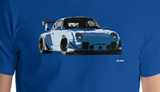 Porsche 964 Wide Body - Blue