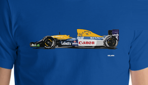 Williams FW14B F1 Car