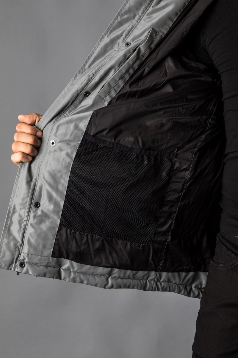 Monchu Quilted Baffle Jacket Mens