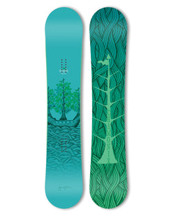 Sailing Nature Snowboard Womens