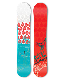 Tuna Drops Snowboard Womens