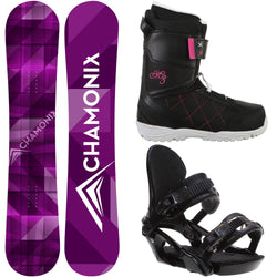 Frost 151cm Womens Snowboard + Ride LXH Bindings + M3 Boots