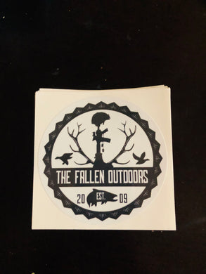 TFO Saw-blade Sticker