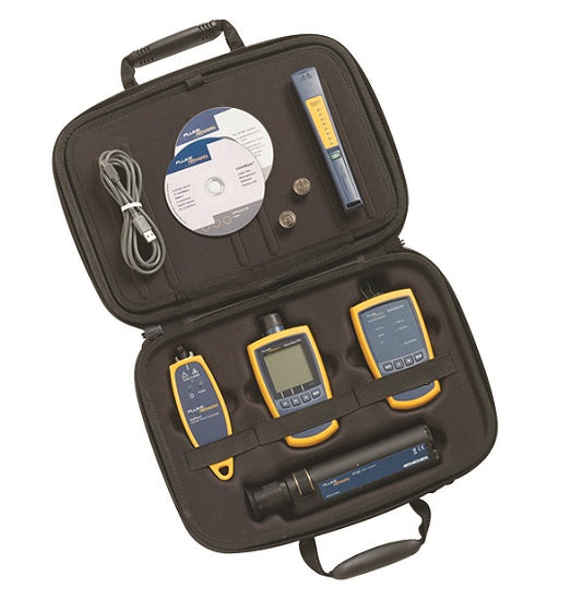 FTK2100 - Fluke Networks Single-Mode Fiber Verification Kit
