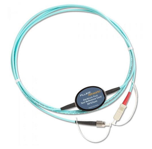 MRC-50-SCSC - Fluke Networks Multimode Test Reference Cord for Testing 50?m SC Terminated Fiber