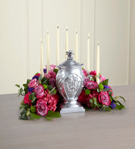 Peaceful Thoughts Urn Arrangement