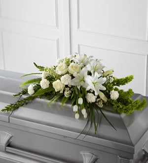 Resurrection Casket Spray