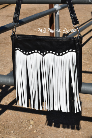 The cow town cross body