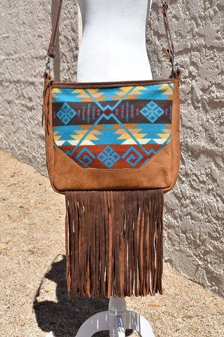 """The Sonora"" style cross body"