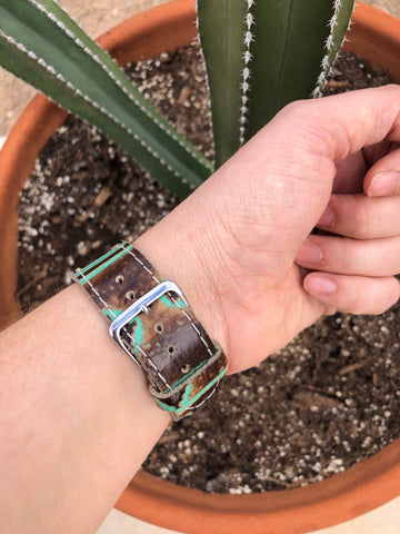 Design your own Apple Watch Band with Buckle