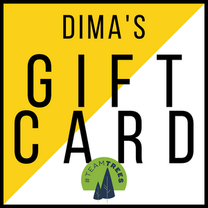 Dima's Thee Giftcard
