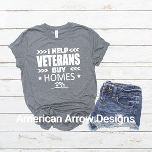 I Help Veterans Buy Homes