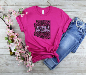 Arizona Mandala Tee