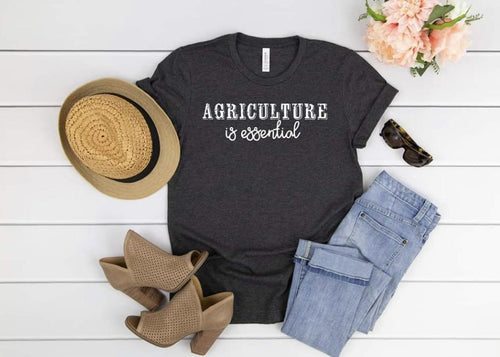 Agriculture Is Essential