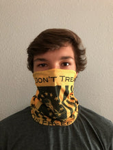 Load image into Gallery viewer, Don't Tread on Freedom Multi-Use Bandana Face Shield