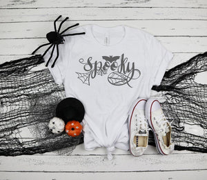 Spooky Spiderwebs Tee
