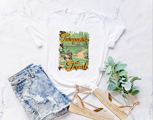 Turquoise Trail Tee