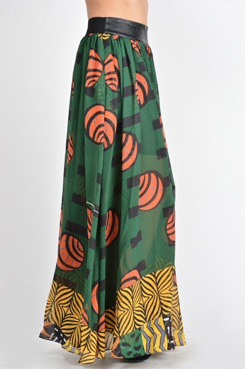 Juliana Maxi Skirt