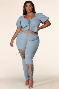 Maryn Pant Set