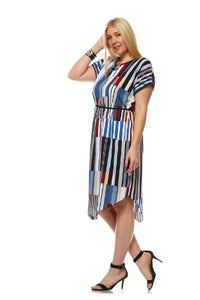 Scotia Midi Dress
