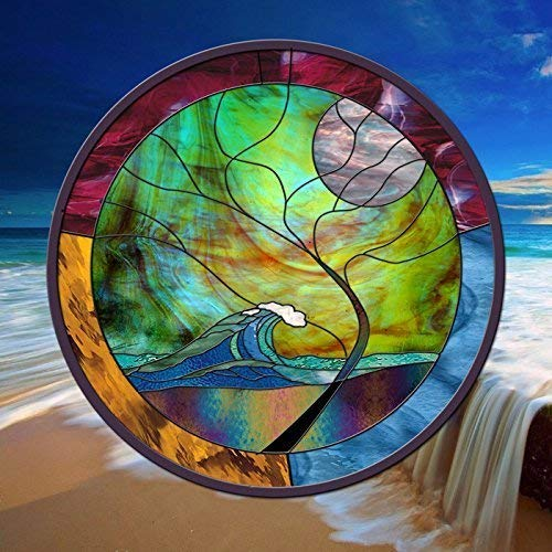 How to make stained glass windows?