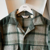 60's Woolrich Mackinaw - Small