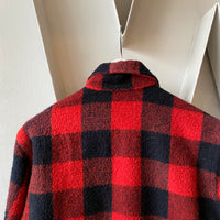 60's Zip Flannel - Small