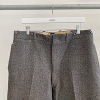 "50's Woolrich Heavy Trousers - 35"" x 32"""
