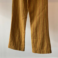 "70's Patterned Wool Pants 30"" x 29"""