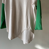 60's Russell Baseball Tee - Large